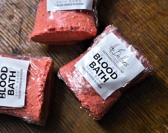 Bloodbath Bath Bomb 2-pack