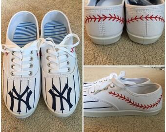 Kids New York Yankee Shoes!