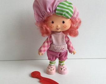RASPBERRY TART Original Vintage Strawberry Shortcake Doll