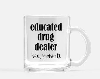 pharmacy graduation gift for pharmacist gift pharmacy mug for pharmacist mug for pharm d gift for pharmaceutical rep gift drug dealer mug