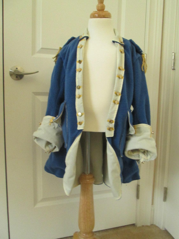 Boy S Hamilton Jacket George Washington Jacket 18th