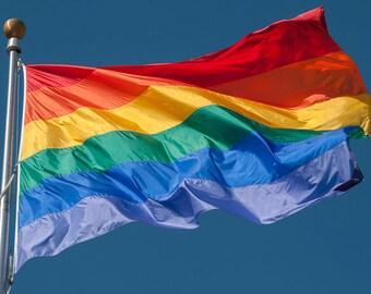 20'x30' Rainbow Flag