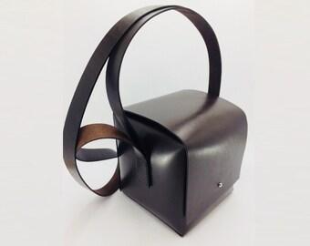 Leather Bag, Brown Leather Handbag, Ladies Bag, Leather Crossbody, Handmade Leather Bag, Woman Leather Bag, Gift for girl