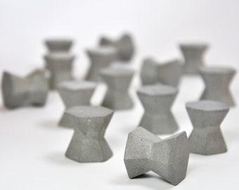 Concrete Knob