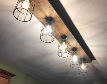 4 Foot Led Kitchen Light Fixture