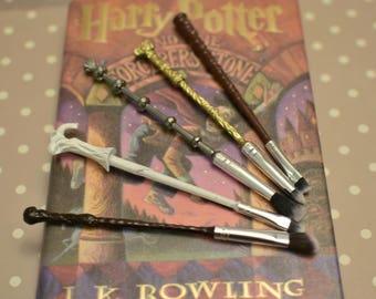 Harry Potter Makeup Brushes