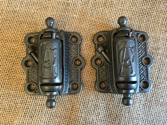 Nice Antique Cast Iron Surface Mount Screen Door Spring Hinge From  SteinbacherEntInc On Etsy Studio