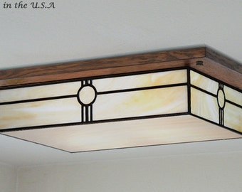 Mission Style Lighting Fixture