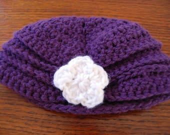 Flower Turban