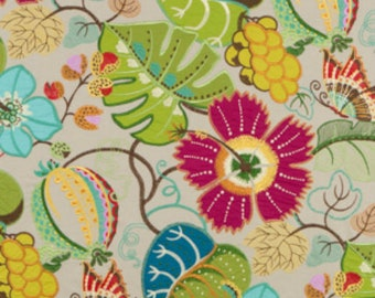 Botanical  Garden By GP & J Baker-  Fabric By The Yard