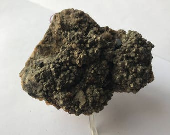 Iron Pyrite Large Cluster