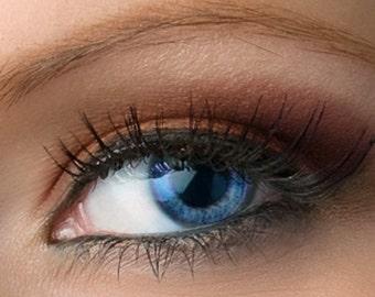 "Matte Burgundy Eyeshadow - ""Tryst"" - Vegan Mineral Makeup"