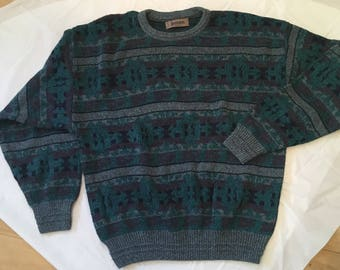New Vintage  Mens Large made in the USA Jantzen sweater
