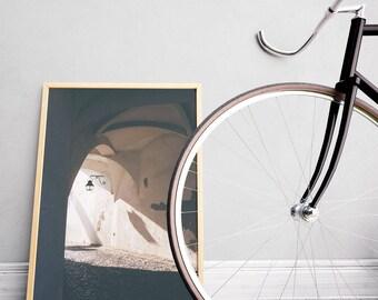 """Photography """"Hidden Place"""" Print Wall Art Decor Gift Portugal Street Sunlight Travel"""