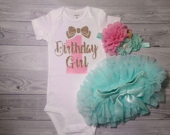 first birthday outfit girl, girls first birthday outfits, one year old girl birthday, birthday outfits for girls, one, 1, birthday, first