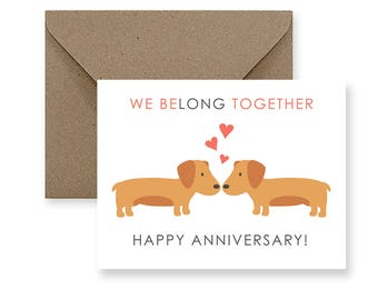Cute Anniversary Card For Husband Funny Anniversary Card for Boyfriend Funny Anniversary Card For Girlfriend Anniversary Gifts for Men
