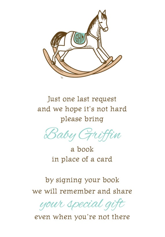 Rocking horse baby shower invitation rustic invite white rocking horse baby shower invitation rustic invite white wash wood monogram invite burlap baby shower invitation invite digital file filmwisefo Gallery