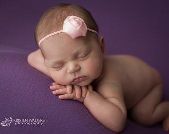 Light Pink Headbands, Headbands Light Pink, Baby Headband, Pink Baby Headbands, Newborn Headbands, Photography Props