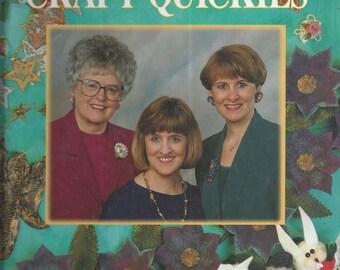 Aleene's Craft Quickies (Hardcover) 1995