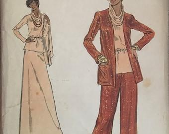 Vogue 8756 Sewing Pattern (Vintage)