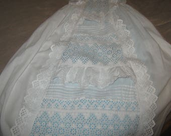 Old    Antique Christening gown