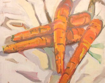Carrots and Cloth