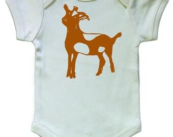 Goat Organic Baby Onesie