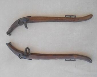 Vintage Horse Harness Parts