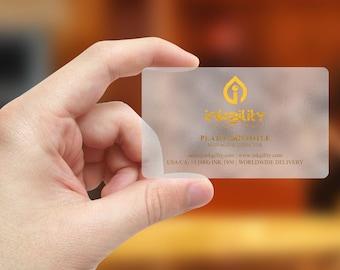 Business Cards (Design001 Template)