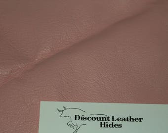 Pretty in Pink Leather Remnants Various Sizes!