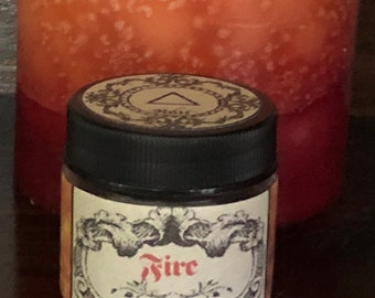 Fire incense ~ Element incense ~ Ritual incense ~ 1oz.