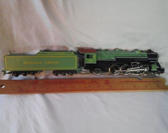 Rivarossi (Ho gauge ) 1396 Crescent Limited locomotive and tinder