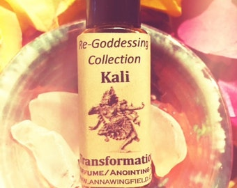 Kali Perfume/Anointing Oil in 1/4oz glass roll-on bottle