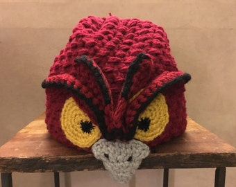 Temple Owl Hats