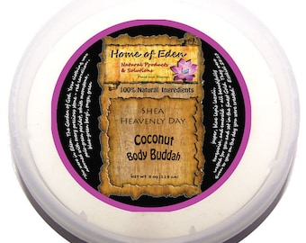 100% Natural Shea Butter - Scented & Whipped - 11 Different Essential Oil Scents