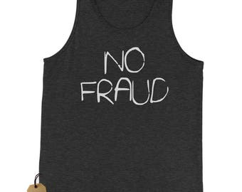 No Fraud Jersey Tank Top for Men
