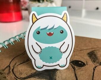 Yeti Magnetic Bookmark