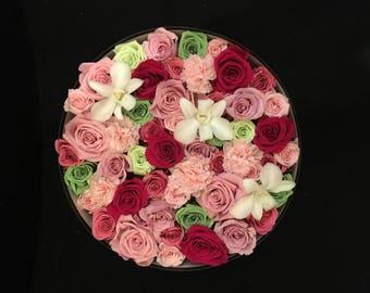 Box Flowers (L)