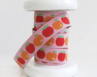 WebBand Farbenmix ByGraziela Apple Red/orange