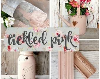 Sweet Pickins Milk Paint - Tickled Pink