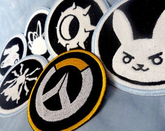 Overwatch Ultimate ability patches