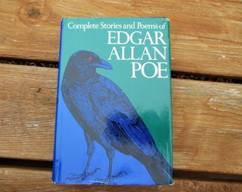 1966 Complete Stories and Poems of Edgar Allan Poe