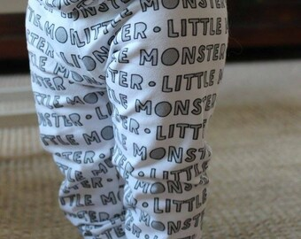 Little Monster Pants