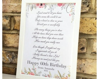 Your song etsy your song lyrics quote or poem custom print perfect gift for birthdays weddings stopboris Images