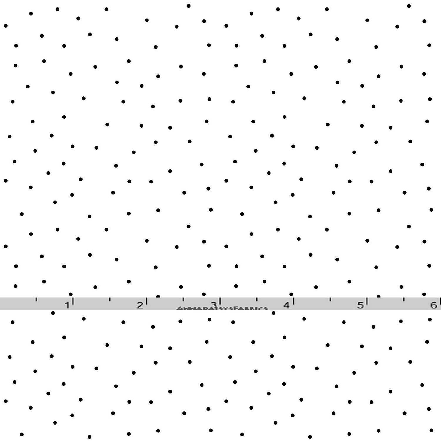 Black & White Dot Fabric Tiny Dots Quilt Fabric Maywood