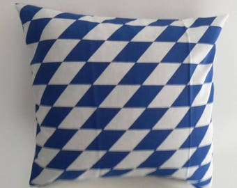 Cushion cover 40 x 40 cm. geometric patterns