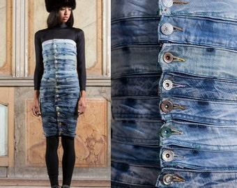 Waistbands dress by order / dress of waistbands by custom-#000