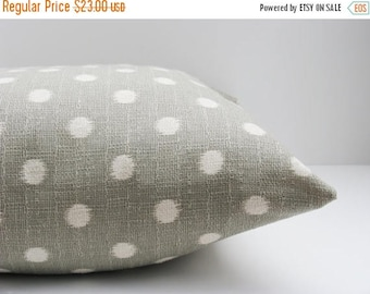 15% Off Sale Euro Sham Decorative Throw Pillow  Euro Pillow Cover 22x22 Pillow Covers Gray Pillow Burlap Pillow Accent Pillow Toss Pillow Eu