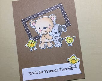 Friends Furever? Show it with a card!