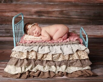 Newborn Photo Prop Bed Victorian Style Toddler Photography Prop